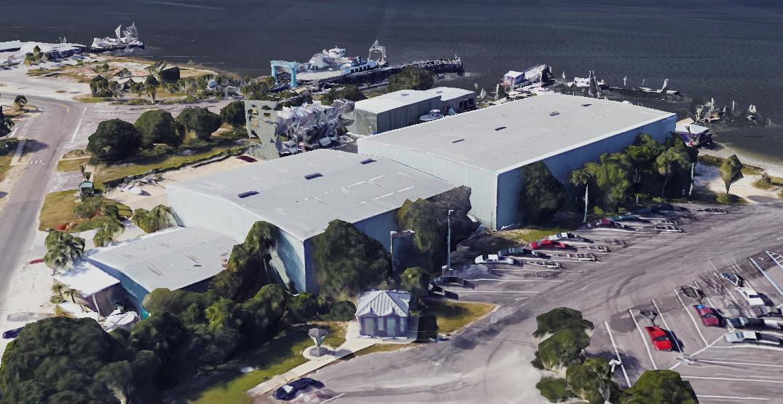 Marina Main Building grid image