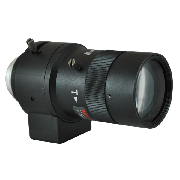"5 ~ 100mm Auto Iris Megapixel lens for C-Mount or ""Box"" cameras."