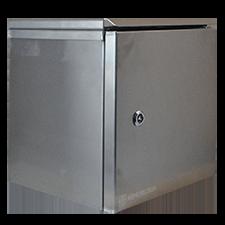 "12 x 12 x 11"" NEMA4 Weatherproof Aluminum Enclosure"