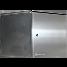 "20x22x22"" NEMA3 aluminum enclosure"