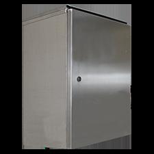 "27 x 22 x 13"" NEMA4 Weatherproof Aluminum Enclosure"