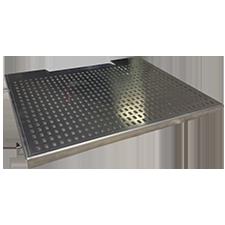 Add on horizontal adjustable shelf for AL202222 and AL202222N