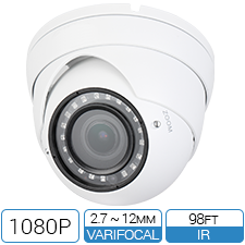 1080P Varifocal HD-CVI Armor Ball