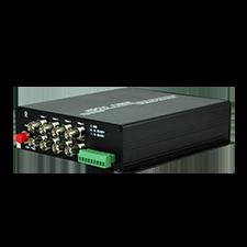 8ch HD fiber modem