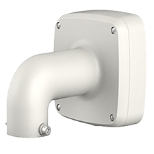 Goose Neck Wall Mount Junction Box Bracket