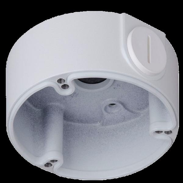 Junction box bracket for varifocal bullet cameras