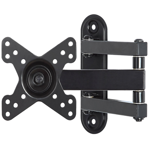 Wall mount bracket for LED or LCD Monitor