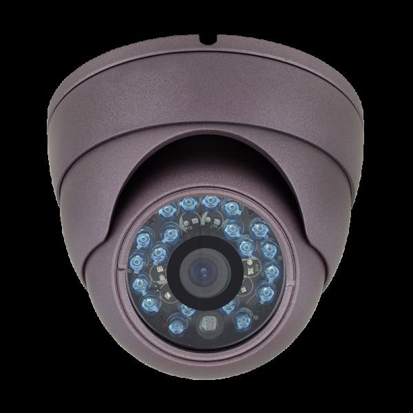 720P HD-over-Coax (CVI) Turret Style Camera