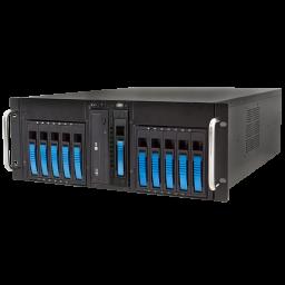 10 bay custom built network server