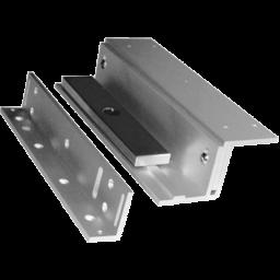 Z bracket for 600 pound mag locks