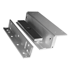 Z bracket for 600 pound mag locks