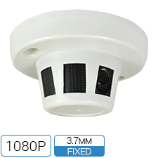 1080P HD-CVI Smoke Detector Hidden Camera