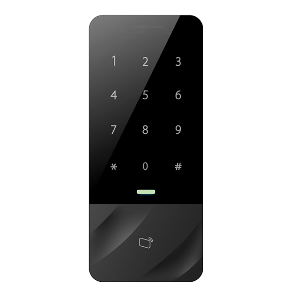 CAS-PXSAP IP67 Outdoor Proximity Reader and Keypad