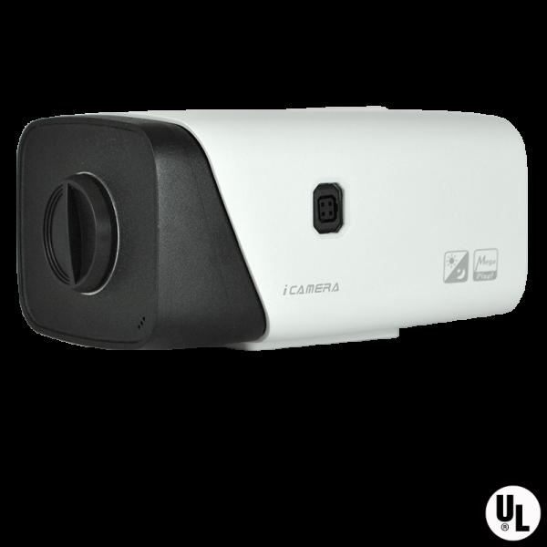 "4MP Network C-Mount ""Box"" camera"