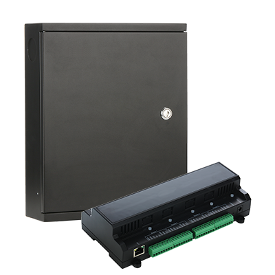 Access Control - Controllers from Optiview