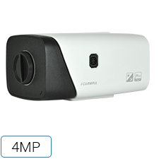 "4MP Network C-Mount ""Box"" camera"