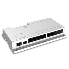 Network power supply for Optiview Video Intercom System