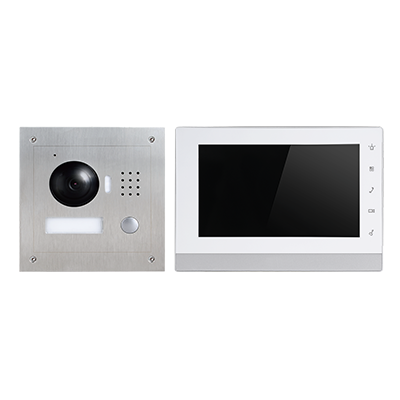 Video Intercom Solutions from Optiview