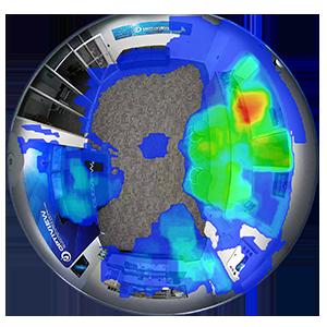 Retail video analytics - Heat Mapping