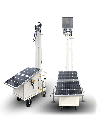 optiview-solar-sureillance-cart-options