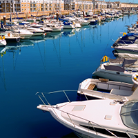Boat Dock and Marina Security and Surveillance