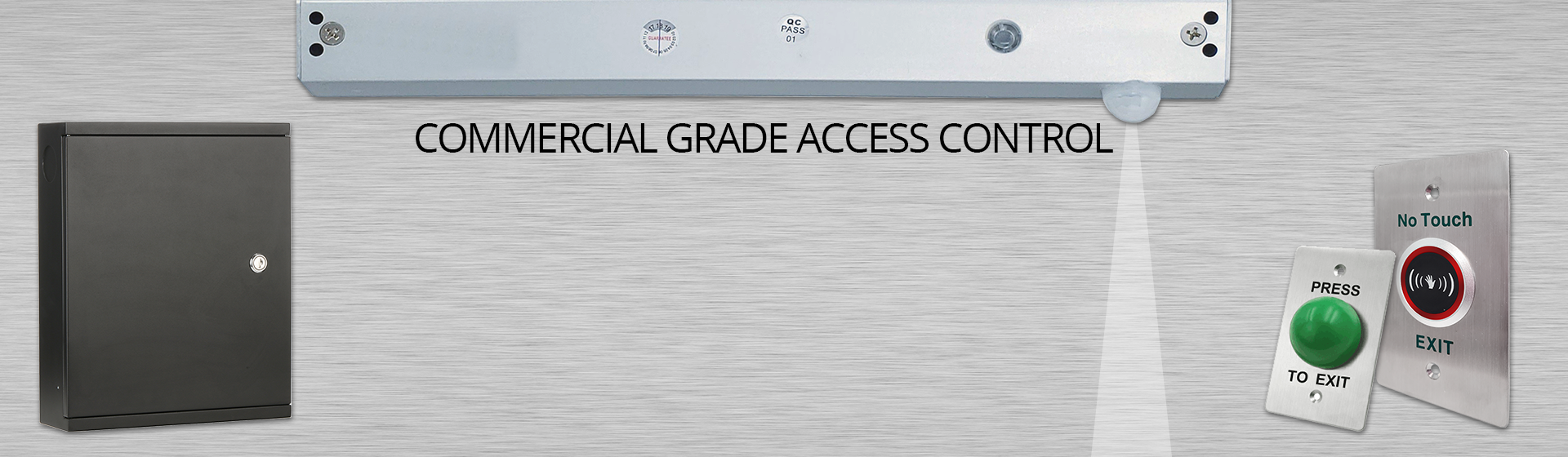 Commercial grade access control systems