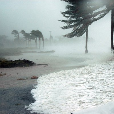 Hurricane Disaster Recovery with Mobile Surveillance and Communications Trailers