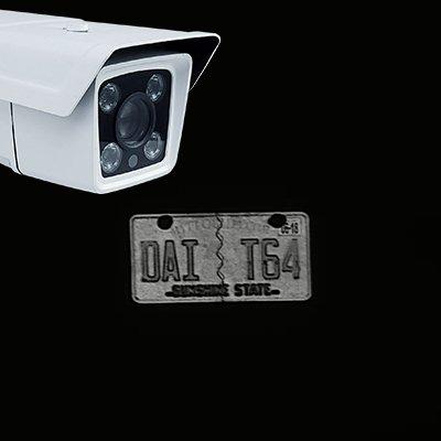 Negative Image LPR Cameras