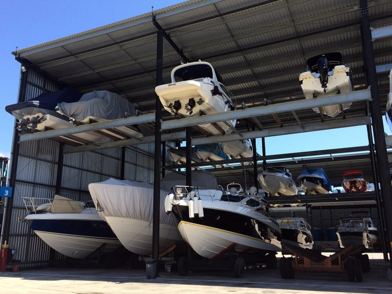 Surveillance Systems for Dry Boat Storage Facilities
