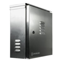 AL161606 ALUMINUM WEATHERPROOF ENCLOSURE | Military Grade Aluminum Storage Unit