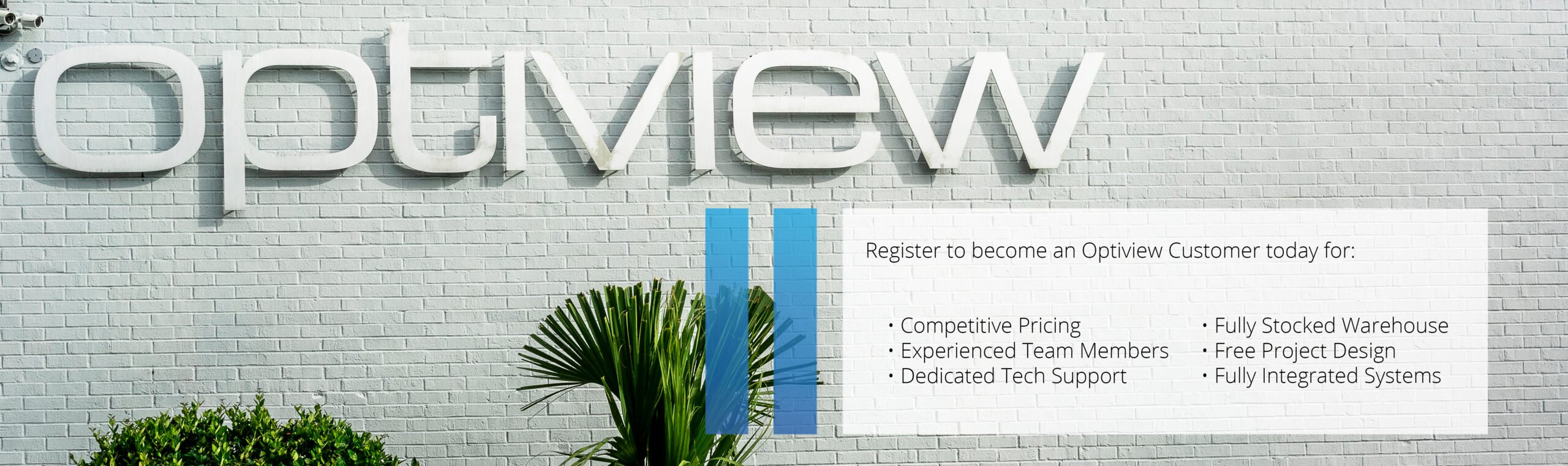 Become an Optiview Dealer today