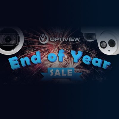End of Year HD-over-Coax Camera Sale