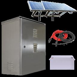 150AH Solar Module with 200W Solar Power
