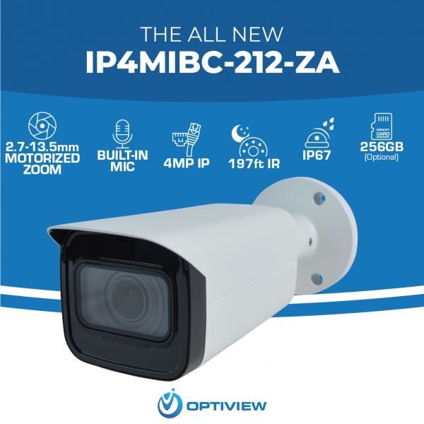 The All New IP4MIBC-212-ZA
