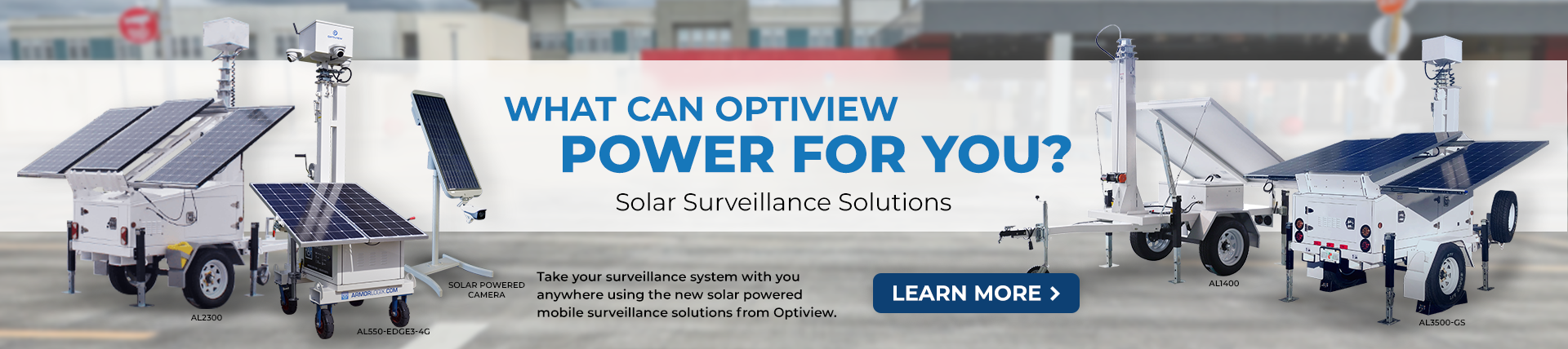 What can Optiview Power for you?