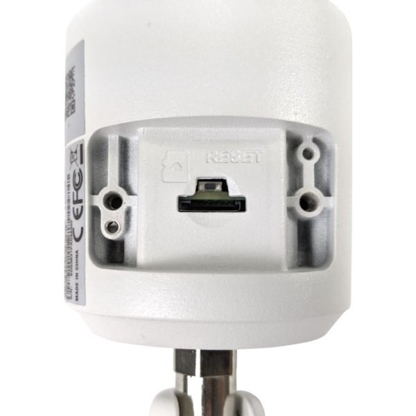 2.8mm wide angle mini Network bullet camera with edge storage