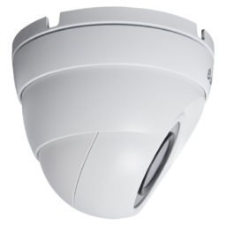 Right View - 90 Degrees - 5MP HD-CVI armor ball camera with 2.8mm wide angle lens