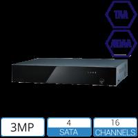 16 Channel TAA / NDAA Compliant NVR