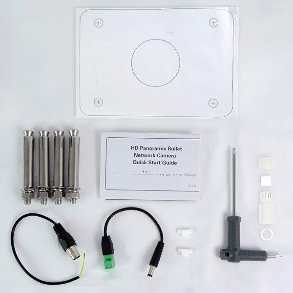 IP180PI - Panoramic Network Camera - Accessories