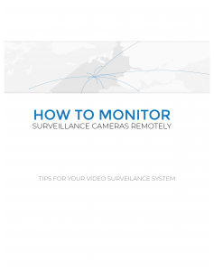 How to monitor surveillance cameras remotely FAQ