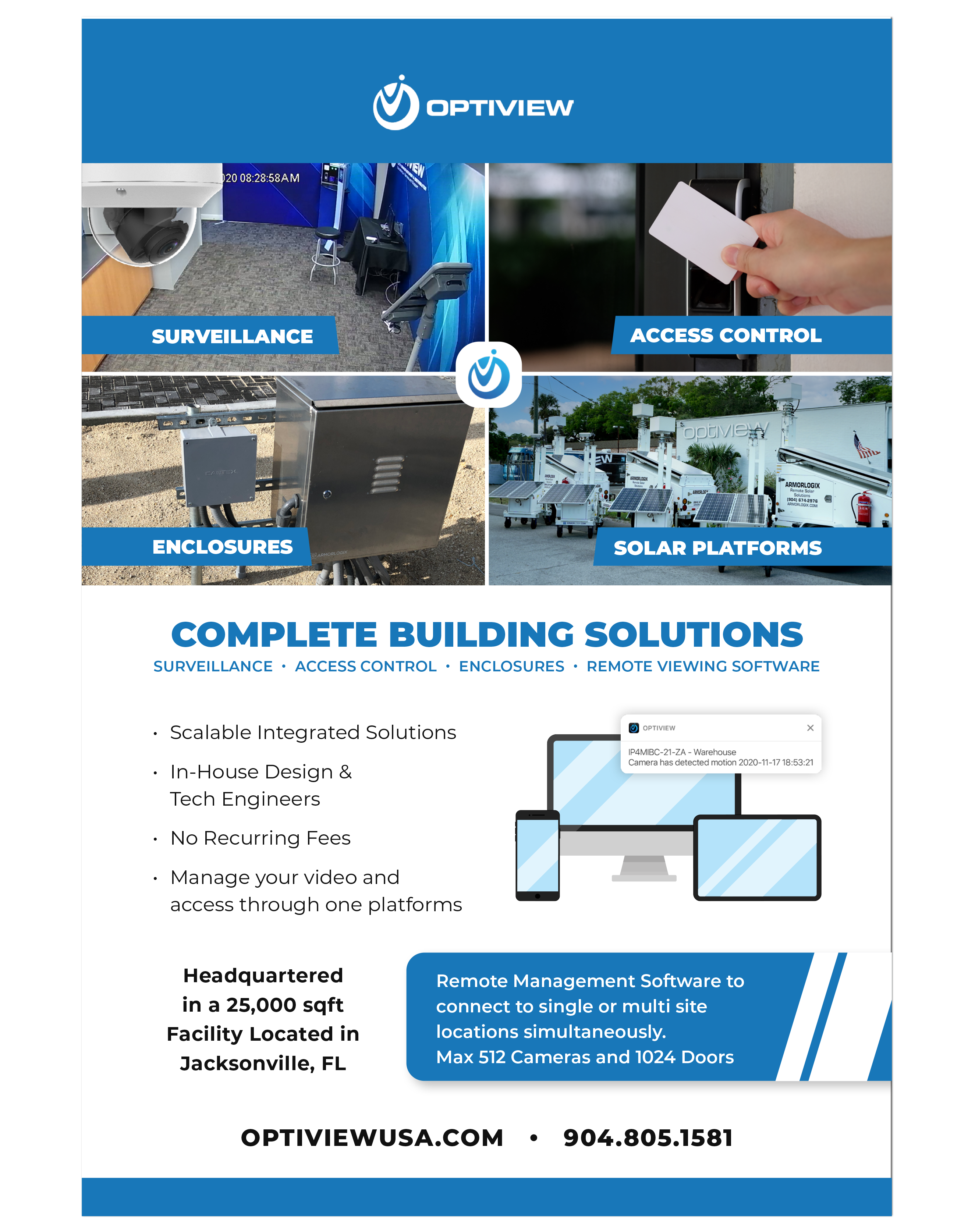 NEFBA Membership Directory 2020 - Optiview Complete Building Solutions