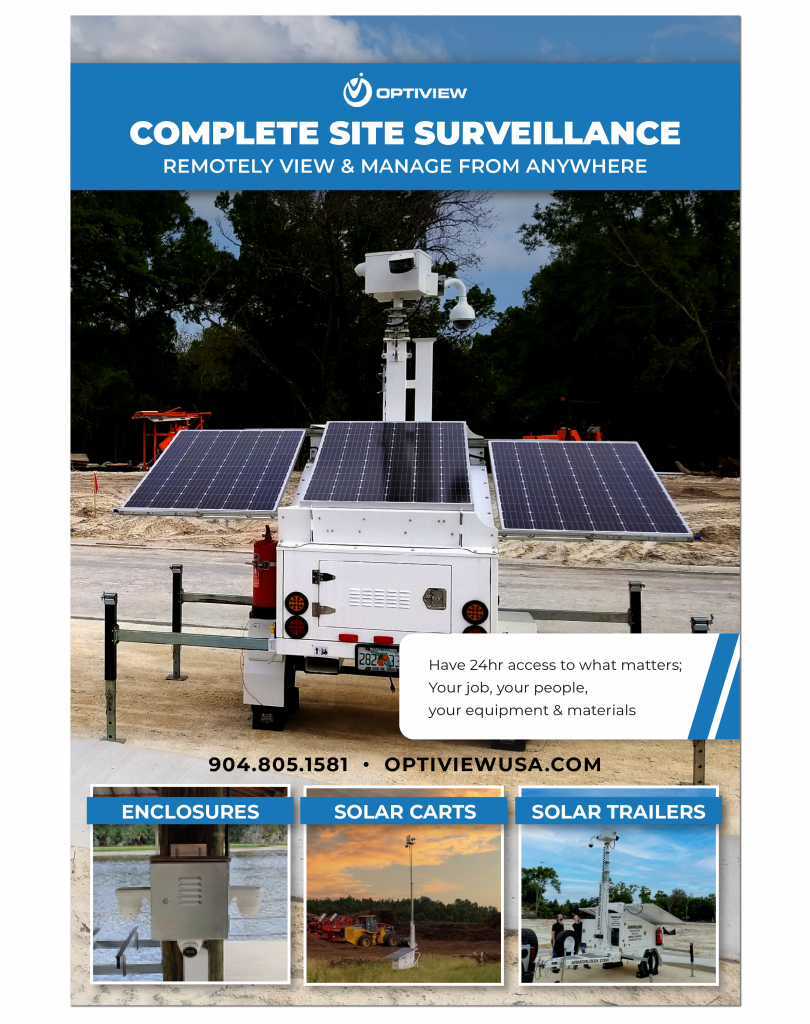 NEFBA Membership Directory 2020 - Optiview Complete Site Surveillance