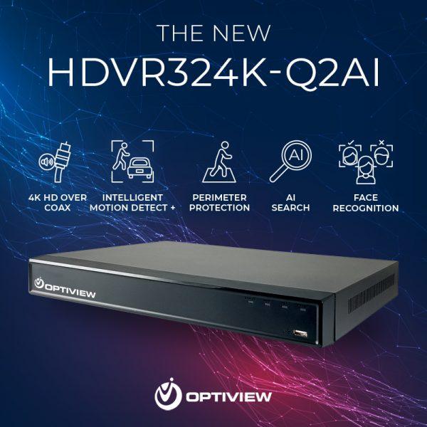 HDVR324K-Q2AI - Promotional Feature Callouts