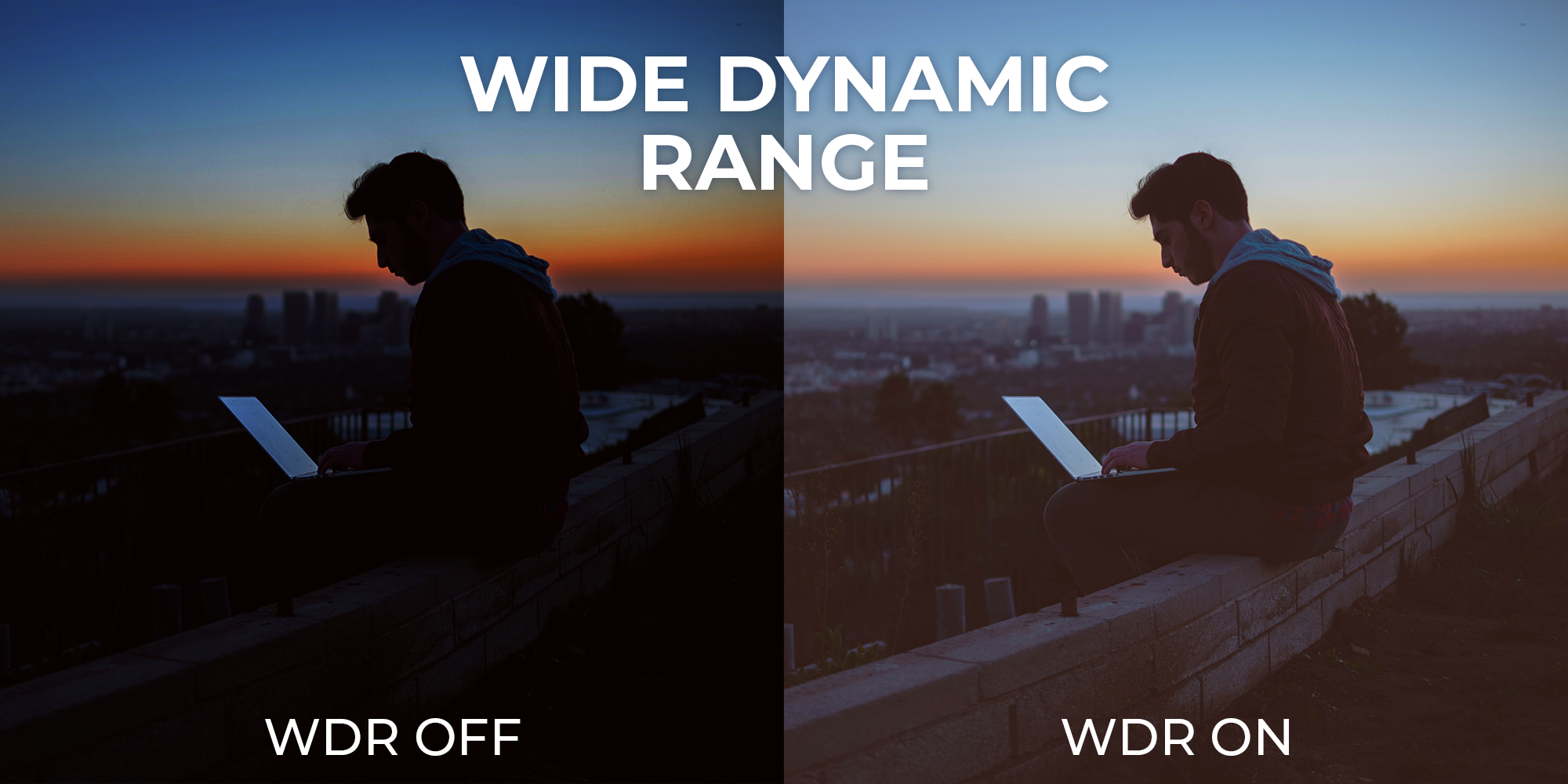 WDR (Wide Dynamic Range) - Infinity