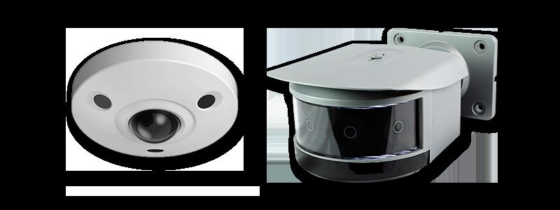 Optiview Panoramic and Fisheye Cameras