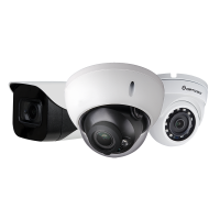 1080P to 4K HD Security Cameras from Optiview