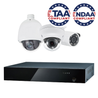 Optiview TAA and NDAA Compliant Security Systems