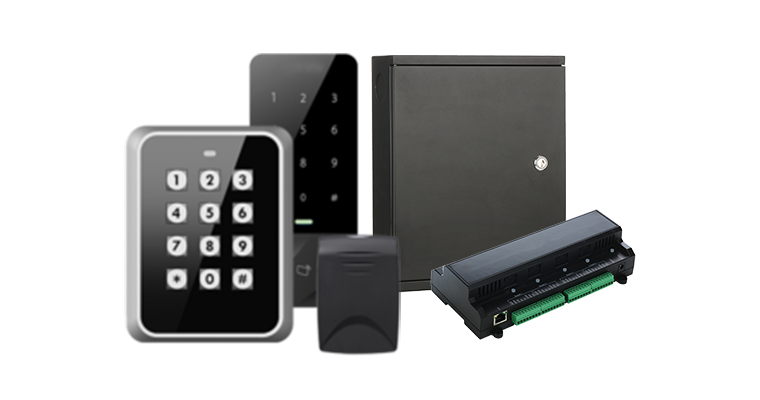 Product Section Transparent - Access Control