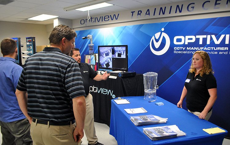 Optiview - Open House July