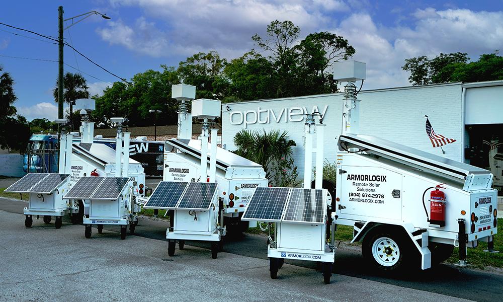 Optiview About Us Divider Image AL Solar Platforms